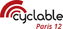 Cyclable Paris 12e